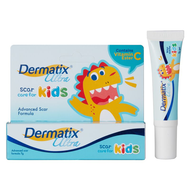 Dermatix倍舒痕儿童祛疤凝胶